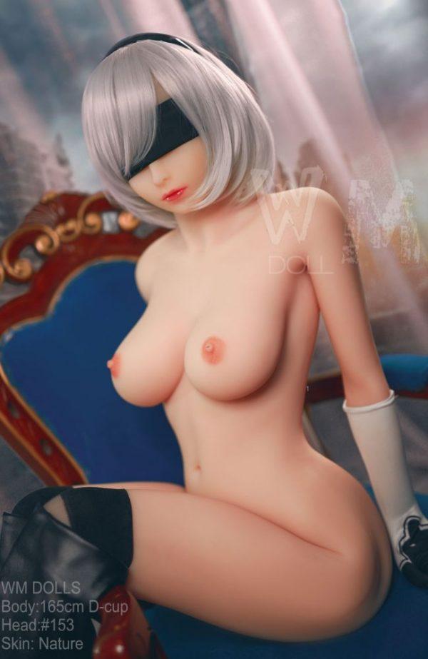 Aki: Manga Sex Doll - Sex Doll - Sex Doll - WM Doll - Cheap Sex Dolls - Sex Dolls For Sale