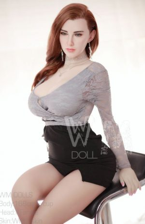 Anna: Realistic Silicone Head Sex Doll - Sex Doll - Sex Doll - WM Doll - Cheap Sex Dolls - Sex Dolls For Sale
