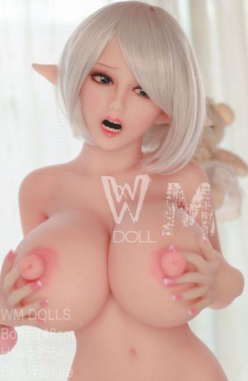 Bessie: Breast Feeding Elf Sex Doll - Sex Doll - Sex Doll - WM Doll - Cheap Sex Dolls - Sex Dolls For Sale