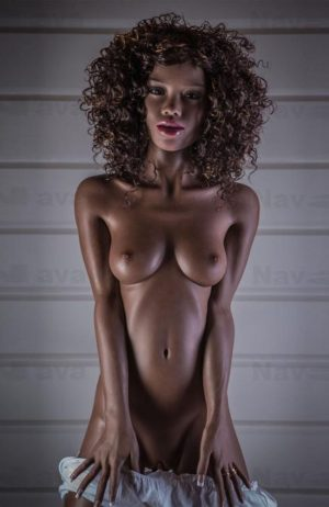 Elena: Curly Hair Black Sex Doll - Sex Doll - Sex Doll - WM Doll - Cheap Sex Dolls - Sex Dolls For Sale
