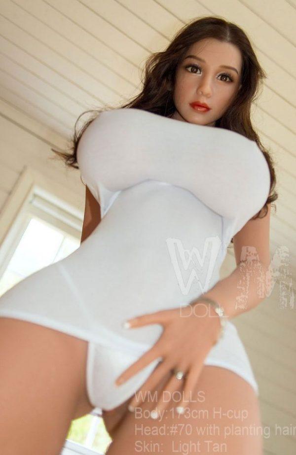 Julia: Tall Curvy Sex Doll - Sex Doll - Sex Doll - WM Doll - Cheap Sex Dolls - Sex Dolls For Sale
