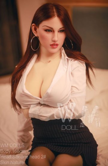 Katya: Lifelike Silicone Head Sex Doll - Sex Doll - Sex Doll - WM Doll - Cheap Sex Dolls - Sex Dolls For Sale