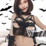 Luna: Asian Halloween Sex Doll - Sex Doll - Sex Doll - WM Doll - Cheap Sex Dolls - Sex Dolls For Sale