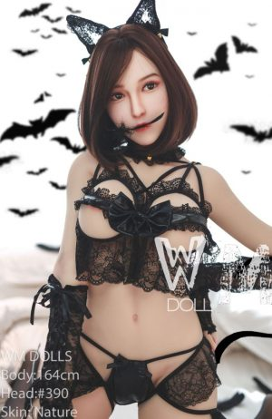 Luna: Asian Halloween Sex Doll - Sex Doll - Sex Doll - WM Doll - Cheap Sex Dolls - Sex Dolls For Sale