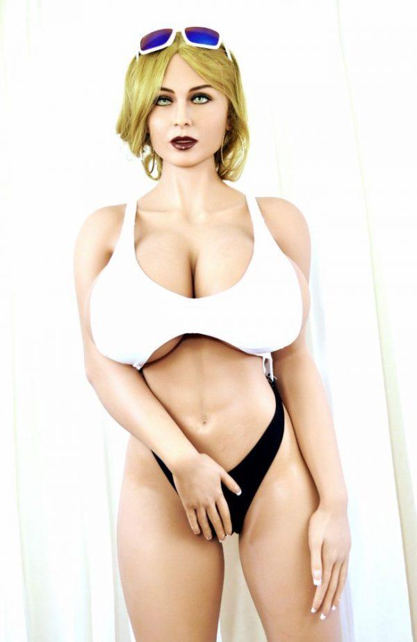Nastia: Blonde Huge Tits Sex Doll - Sex Doll - Sex Doll - WM Doll - Cheap Sex Dolls - Sex Dolls For Sale