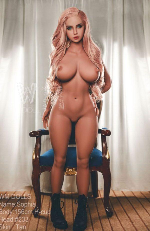 Nicole: Pink Hair Sex Doll - WM Doll - Cheap Sex Dolls - Sex Dolls For Sale