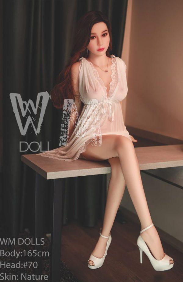 Yukio: Skinny Asian Sex Doll - Sex Doll - Sex Doll - WM Doll - Cheap Sex Dolls - Sex Dolls For Sale - Realistic Sex Doll