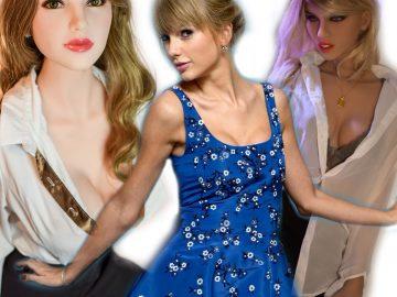 Taylor Swift Sex Doll For Sale - Celebrity Sex Dolls For Sale - Realistic Sex Doll