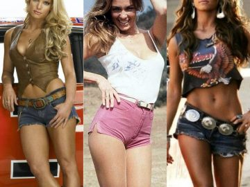 Daisy Duke Sex Doll Fantasy - Jessica Simpson Sex Doll - Catherine Bach Sex Doll - Catherine Bach Pantyhose