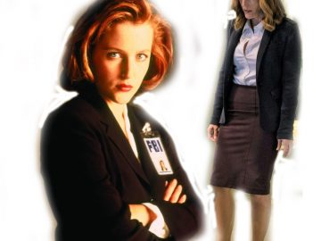 Dana Scully Sex Doll Fantasy - Gillian Anderson Sex Doll - Gillian Anderson Pantyhose