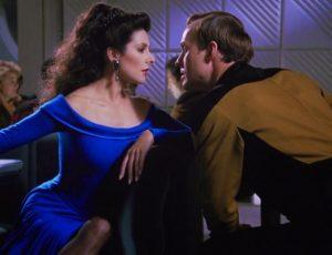 Deanna Troi Sex Doll Fantasy - Deanna Troi Pantyhose - Deanna Troi Stockings - Marina Sirtis Stockings - Marina Sirtis Pantyhose - Star Trek Sex Doll