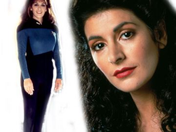 Deanna Troi Sex Doll Fantasy - Deanna Troi Pantyhose - Deanna Troi Stockings - Marina Sirtis Stockings - Marina Sirtis Pantyhose - Star Trek Sex Doll