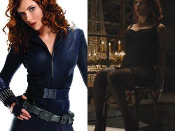 Black Widow Sex Doll Fantasy - Scarlett Johansson Sex Doll - Celebrity Sex Doll