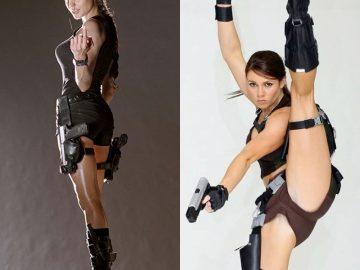 Lara Croft Sex Doll Fantasy - Angelina Jolie Sex Doll - Alicia Vikander Sex Doll - Celebrity Sex Doll