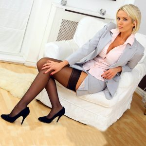 Secretary Sex Doll Fantasy - Sexy Secretary Stockings - Sexy Sexy Secretary Pantyhose - Sexy Secretary Legs - Sexy Secretary Shoeplay