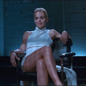 Catherine Tramell Sex Doll Fantasy - Sharon Stone Sex Doll - Basic Instinct