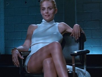 Catherine Tramell Sex Doll Fantasy - Sharon Stone Sex Doll - Basic Instinct