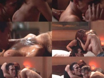 Wild Things Threesome Sex Doll Fantasy - Neve Campbell Sex Doll - Denise Richards Sex Doll