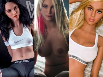 Gym Girl Sex Doll - Sporty Sex Doll - Athletic Sex Doll - Fitness Sex Doll