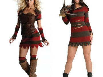 Miss Krueger Sex Doll - Sexy Freddy Krueger Sex Doll - Horror Movie Sex Doll - Halloween Sex Doll