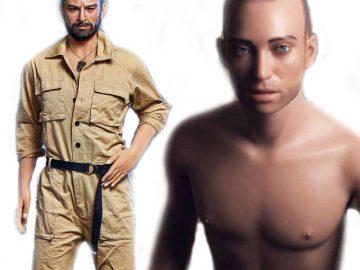 Best Realistic Gay Sex Dolls - Male Sex Dolls - Guy Sex Dolls - RealDoll - IronTech Doll