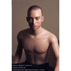 Best Realistic Gay Sex Dolls - Male Sex Dolls - Guy Sex Dolls - RealDoll - Nick 1.0